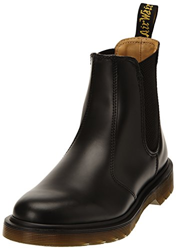 Zapatos Negro Martens 2976 Dr Nero Smooth Plain Pwq7IaHzW