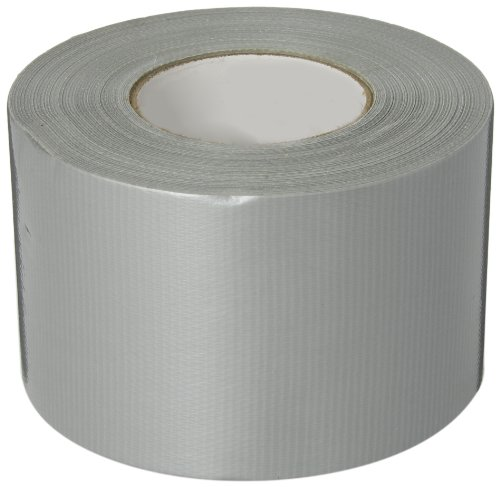 Nashua 398 Polyethylene Coated Cloth Professional Grade Duct Tape, 60 yds Length x 4