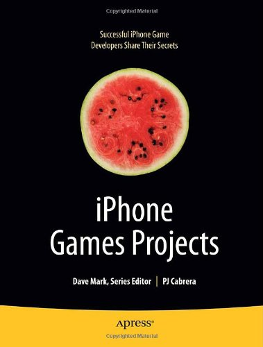 [iPhone Games Projects[ IPHONE GAMES PROJECTS ] By Cabrera, PJ ( Author )Jun-01-2009 Paperback