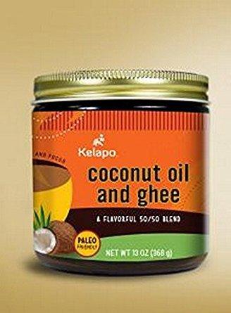 KELAPO COCONUT OIL & GHEE , Pack of 6
