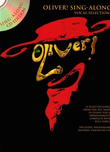 Oliver! Sing-along: Vocal Selections by Wise Publications (2008-08-28) (Selection By Oliver)