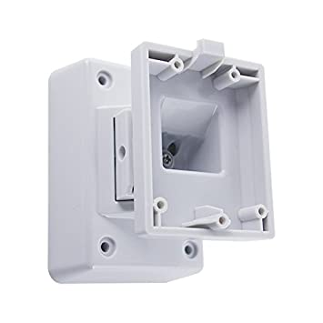 py19 - Pyronix ajustable 45 degree soporte de pared para xd10ttam PIR Detector: Amazon.es: Electrónica