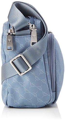 Joop! Nylon Cornflower S Nella Shoulderbag Shz, Borse a spalla Donna Blu (Light Blue)