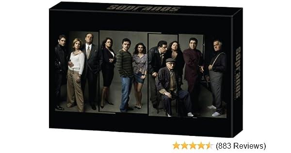 Amazon com: The Sopranos: The Complete Series: Various