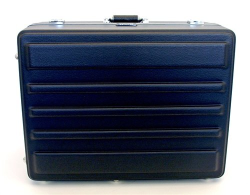 241811H Platt Heavy-duty Polyethylene Case with Wheels and Telescoping Handle by Platt Cases (Image #2)