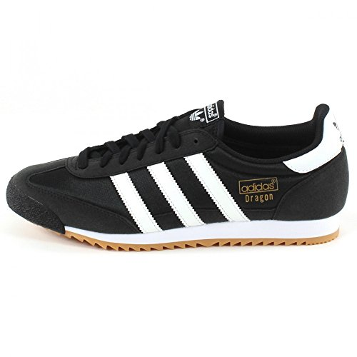 Blanco Adidas 6 Color 44 Negros OG Dragon BB1266 Talla El 44qBv6