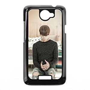 HTC One X Cell Phone Case Black he36 happy together park hyoshin kpop music I5V7VK
