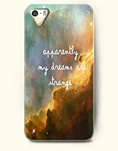 iPhone 5 5S Case OOFIT Phone Hard Case ** NEW ** Case with Design Apprently My Dreams Are Image- Clouds - Case for Apple iPhone 5/5s