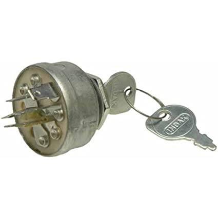 Ignition Key Switch Replacement For EXMARK 60 & 72 Inch Lazer Z & ZXP on