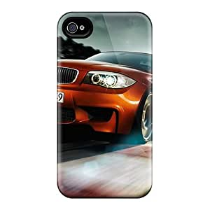 HEWBSPJ3977OmZGZ Faddish Bmw 1 Series M Coupe Case Cover For Iphone 4/4s