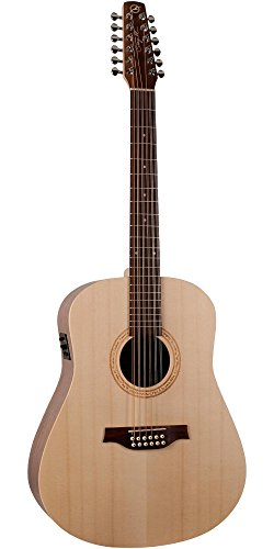 Maple 12 String - Seagull Walnut 12 SG 12-String Acoustic-Electric Guitar