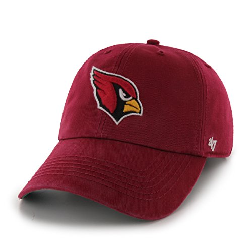 - NFL Arizona Cardinals '47 Brand Franchise Fitted Hat, Dark Red, Large