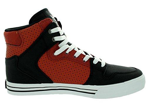 Supra Vaider Lc Sneaker Sort / Henna / Hvid fNTfWzY4