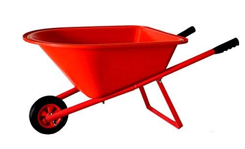 Children's Wheelbarrow - Red, Kid's Garden Tool Product SKU: GT25005