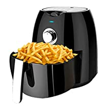 MDYYD Air Fryer Air Fryer Household Multifunctional Intelligent French Fries Machine Full Automatic Non-Stick Oil Free High Temperature Cycle Electric Fryer Electric hot air Fryer