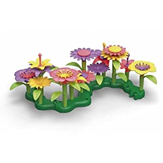 Toy Flower Set by Green Toys