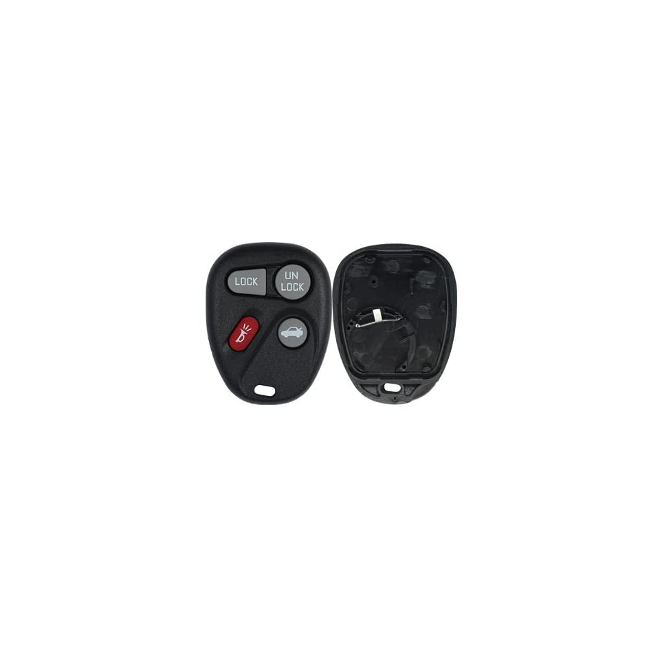 1997 1999 Saturn SC1 SC2 Keyless Entry Remote Replacement Shell and Button Pad (no electronics) Automotive