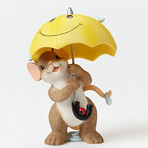 (Charming Tails 4042751 Let A Smile Be Your Umbrella New 2015)