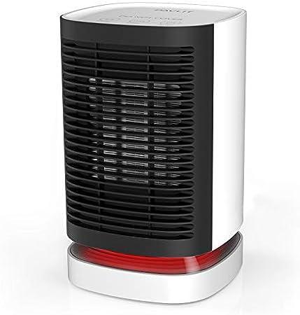 2000W Portatile Silenzioso Elettrico con ventola Riscaldatore Termostato a caldo con indicatore di surriscaldamento