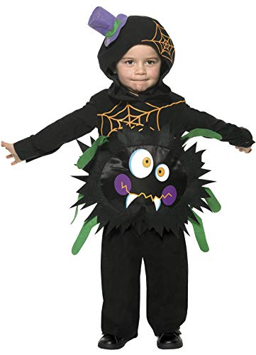 Smiffys Baby Crazy Spider Costume Tabard with