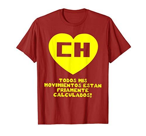 El Chapulin Colorado T-shirt WVEGA ()