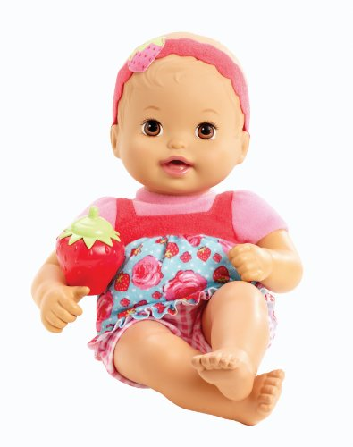 Little Mommy Baby So New Picnic Bloomer Hispanic Doll