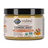 Cheap Garden Of Life Mykind Organics Turmeric Boost Powder, 4.5 G