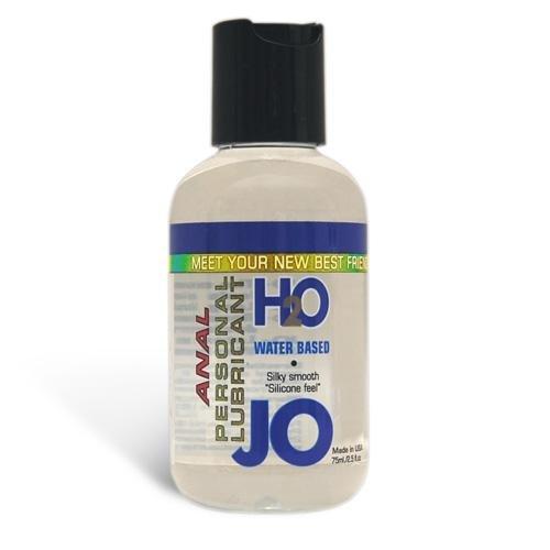 Jo 2.5 oz Anal Personal Lube H20 Warming