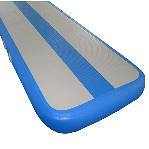 Inflatable Balance Beam Fitness Mat Air Track for Gumnastics Training Beam 10Feet by Great river & hill (Image #3)
