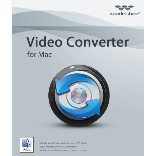 Wondershare Video Converter for Mac [Download]
