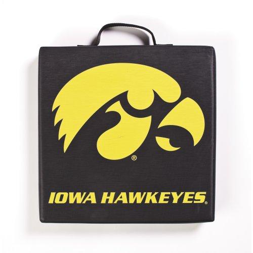 NCAA Iowa Hawkeyes Seat Cushion ()
