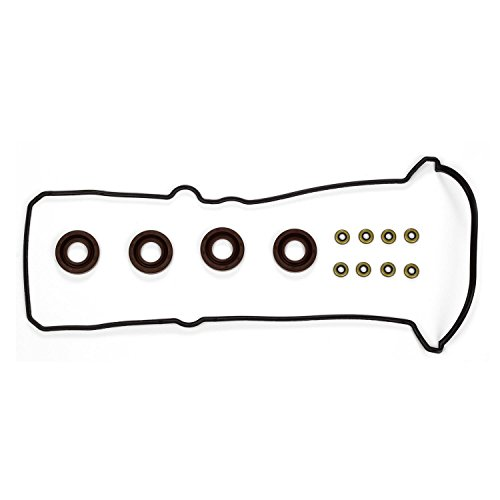Vincos Valve Cover Gaskets Replacement For Toyota Tacoma 4Runner T100 1994-2004 2.4 2.7L 2RZFE 3RZFE