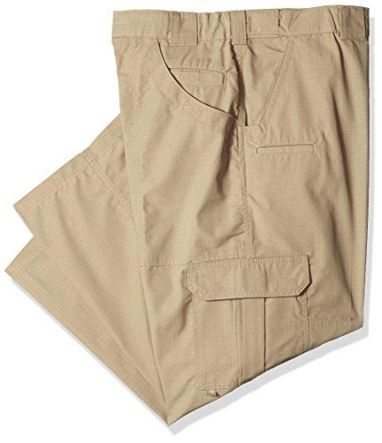 Dickies Men's Lightweight Ripstop Tactical Pant Big, Desert Sand, 48 30