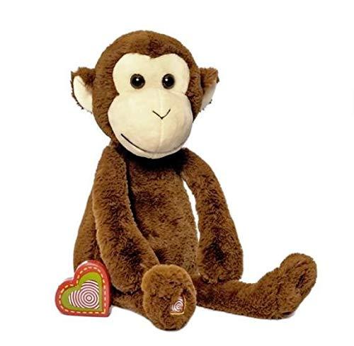 Convergent My Baby's Heartbeat Bear Vintage - Vintage Monkey Stuffed