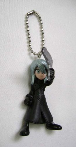 Final Fantasy 7: Advent Children Chibi Yazoo Key Chain