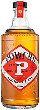 Powers GOLD LABEL Irish Whiskey 40% - 700 ml