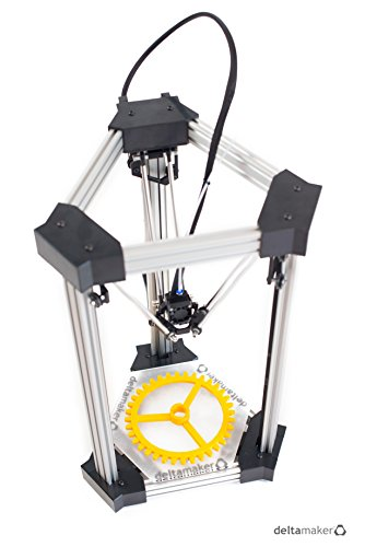 DeltaMaker: The 3D Printer - 240 x 240 x 260 mm