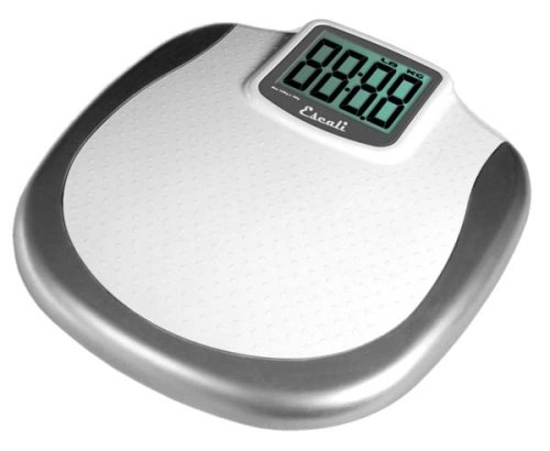 Escali XL200 Extra Large Digital Display Bathroom Scale 440 Lb 200 Kg. Amazon com  Escali Digital Bathroom Scale With Track And Target