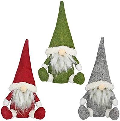 Deja entrar la navidad con este enanito narizudo 🎄🎅🔔❄