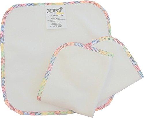 Piriuki 64746 10 paño toallitas para bebés, magnífico magnífico pu64746