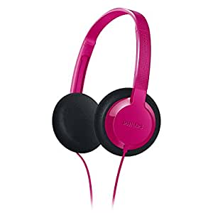 Philips Headband Headphones, Pink