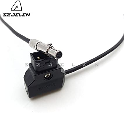 Spring Line SZJELEN Dtap to Original NSC3F 3Pin Plug for Apollo Monitor Recorder//Odyssey 7Q Power Cable