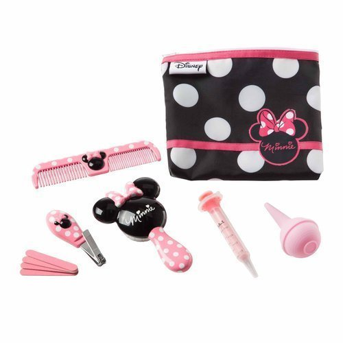 Disney Baby Minnie Mouse Health and Grooming Kit by Disney