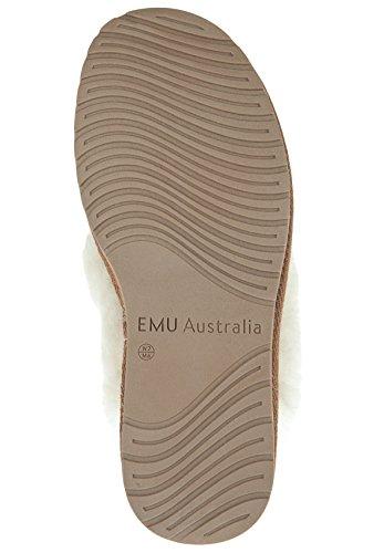 De Femme Australia Sports Noisette Salle En Jolie Chaussures Emu vFwgtB