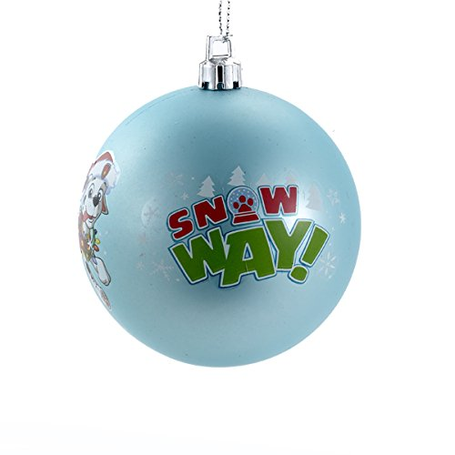 Paw Patrol Shatterproof Ball Ornament