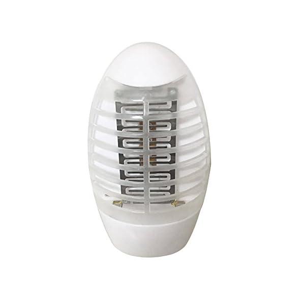 Zanzara Trappola per Interni, Mosquito Killer Light Safe USB, Plug, Basso Consumo, Ultra-Silenzioso, Repellente zanzare… 1 spesavip