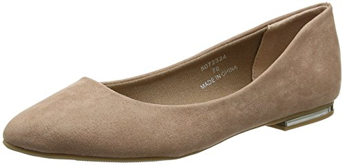 Donna 5072324 Ballerine Look Rosa Light Rosa New B41Hx