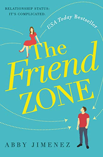 The Friend Zone - Abby Jemenez