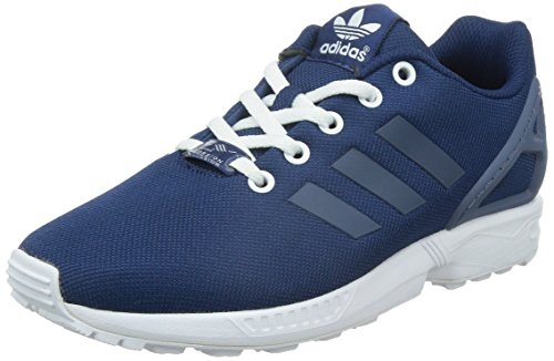 Basses Bleu Zx Ink St oxford fade White St Blue Flux Mixte ftwr Baskets Adidas Enfant qadSYttw