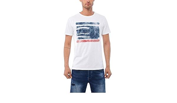 Salsa Camiseta con Dibujo Mancha: Amazon.es: Ropa
